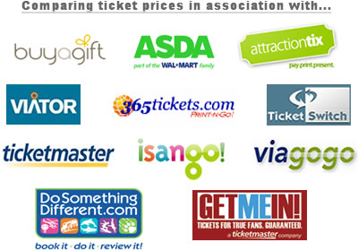 Search and Compare Attraction Tickets